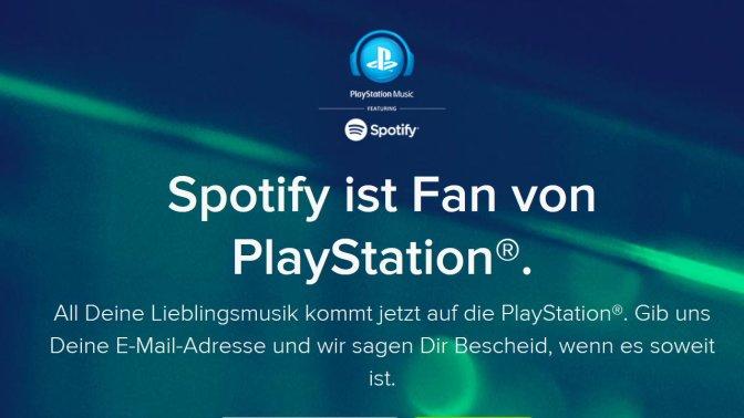 Spotify startet heute !