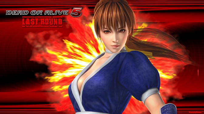 dead or alive 5 by manator