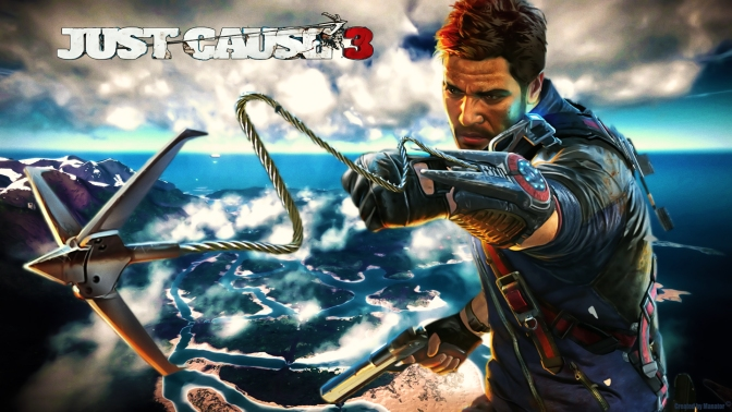 Just Cause 3 – Deutscher Gameplay Trailer
