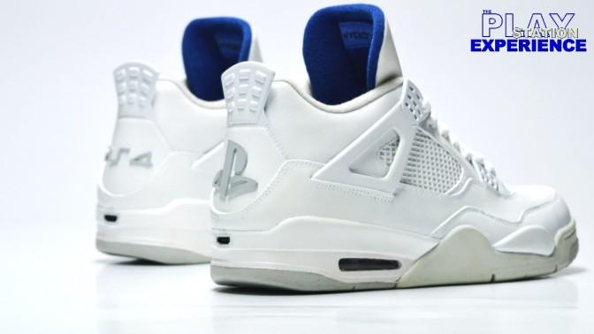 PLAYSTATION 4 – Air Jordan Sneakers