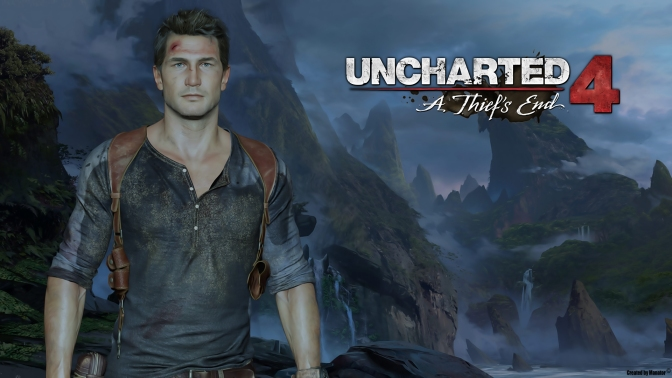 Uncharted by manator