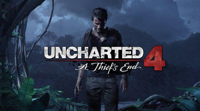 Uncharted 4 – Erste Kopien im Umlauf