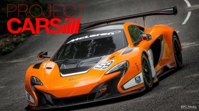 PROJECT CARS – britische GT-Wagen angekündigt