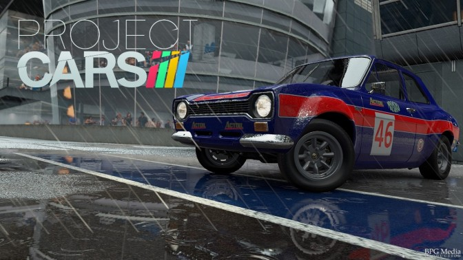 PROJECT CARS – freie Layout Wahl am Controller