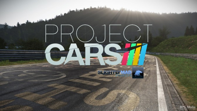 PROJECT CARS – Inspired to Drive – The Nicolas Hamilton Story