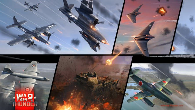 WAR THUNDER – Update 1.41 erschienen