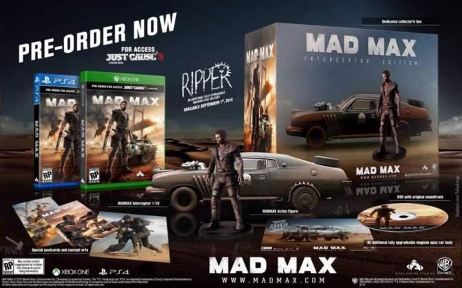 [ AUFGEKLÄRT ] MAD MAX NEWS – die Dummheit eines PS4 Magazins