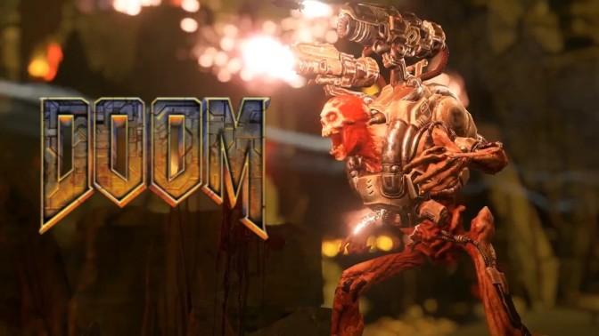 DOOM – Update 6.66 erschienen, schaltet alle DLCs frei