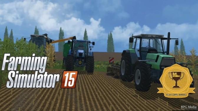 FARMING SIMULATOR 15 – Complete Edition ist ab sofort erhältlich