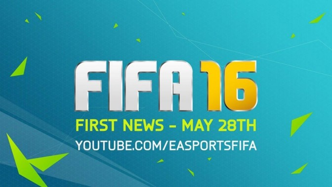 FIFA 16 – Ankündigung