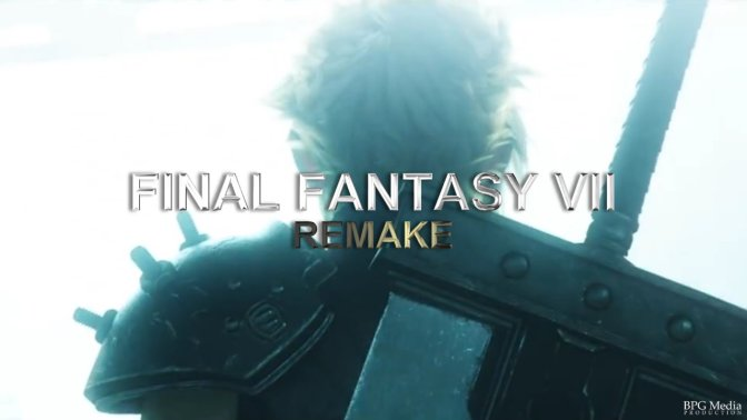 Final Fantasy 7 Remake by bpg media