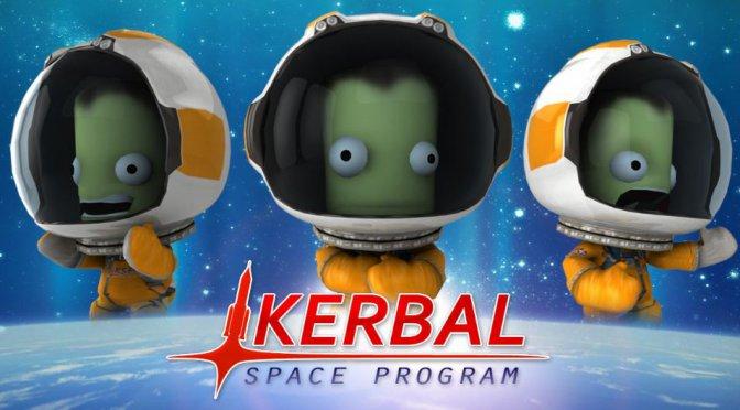 Kerbal Space Program erscheint auf der PS4