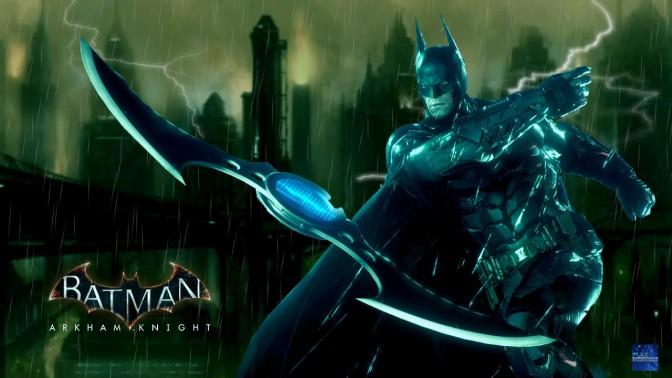Batman Arkham Knight by www.playstation-experience.com