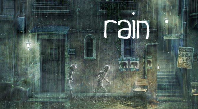 rain für PS3 bald kostenlos