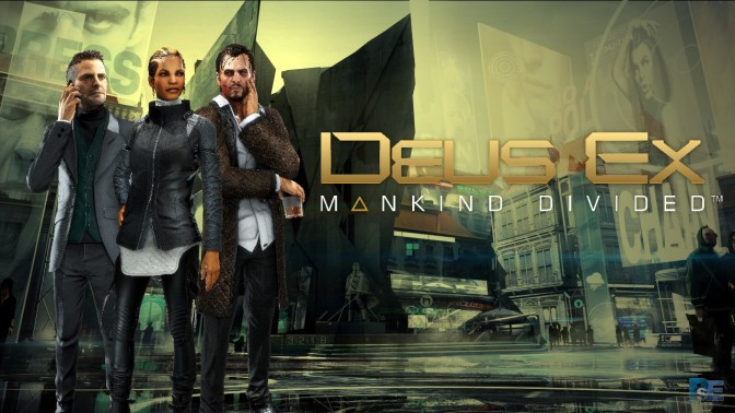 DEUS EX : MANKIND DIVIDED – Patch 1.05 erschienen !