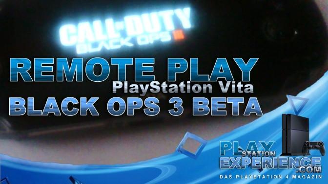 [ TEST ] Black Ops 3 Beta – Remote Play mit der PS Vita