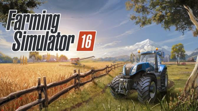 FARMING SIMULATOR 16 – erscheint für PlayStation VITA