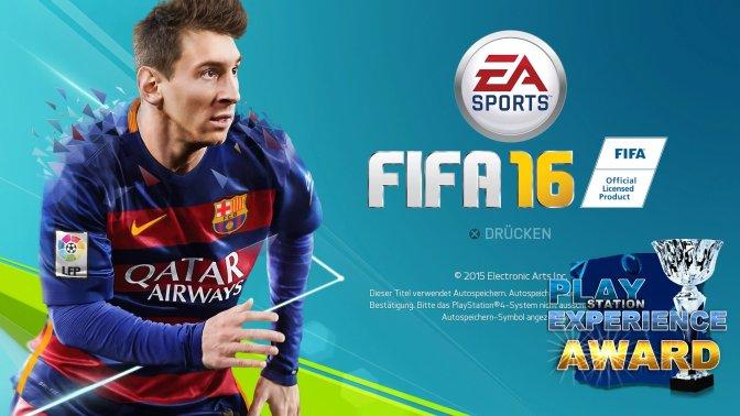 [ TEST ] FIFA 16