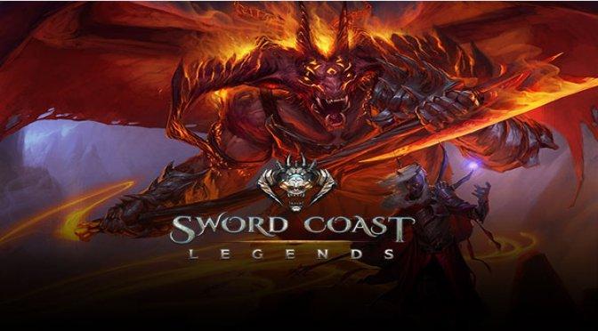 SWORD COAST LEGENDS – Ab sofort erhältlich !