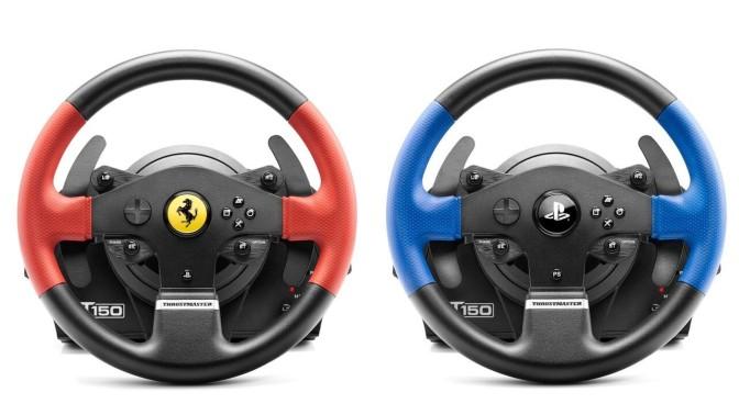 THRUSTMASTER – neues T150 für die Playstation 4