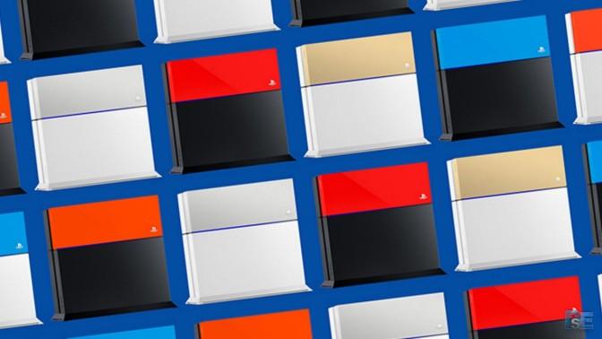 PLAYSTATION 4 – Sony bringt Farbe