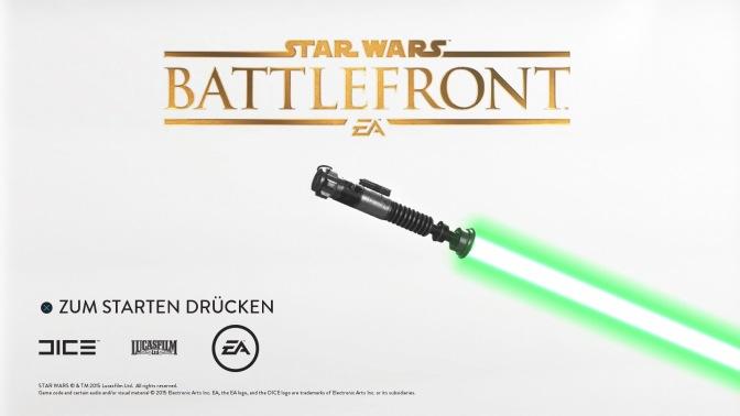 PLAYSTATION STORE – Star Wars Battlefront bis zu 33 % günstiger