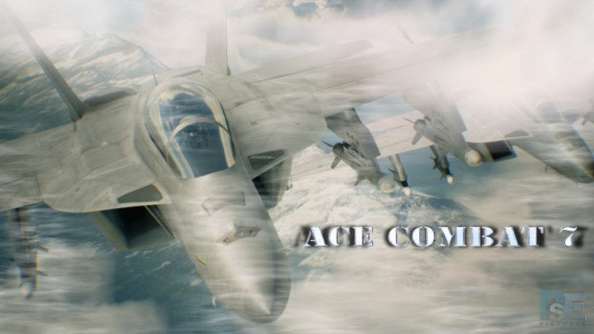 ACE COMBAT 7 – Neues VR Gameplay Video !