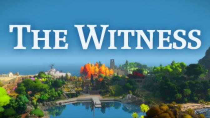 THE WITNESS – Bekommt Pro Patch mit nativer 4K Auflösung