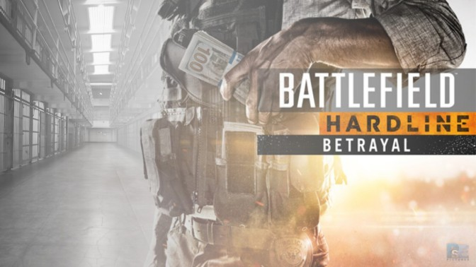 "BATTLEFIELD HARDLINE – DLC Betrayal bringt ""The Rock"" Map mit"