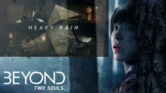 HEAVY RAIN REMASTERED – Grafikvergleich PS3 vs PS4 im Video