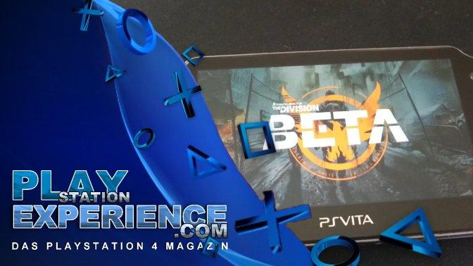 THE DIVISION – Beta auf der PS Vita spielen ?