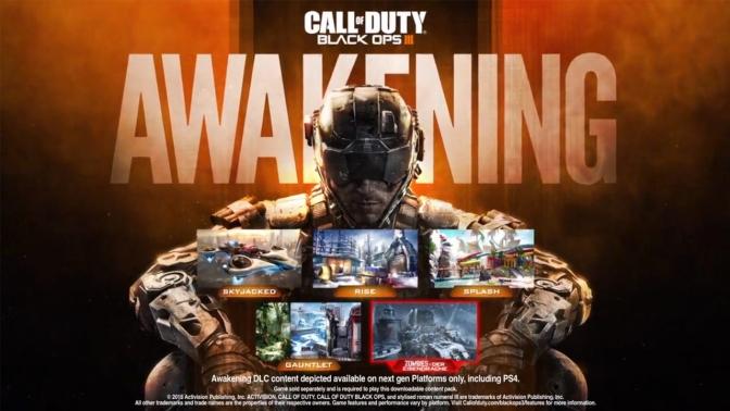 Call of Duty Black Ops 3 – Awakening DLC testen am kommenden Wochenende