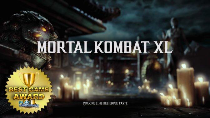 Mortal Kombat XL - Award