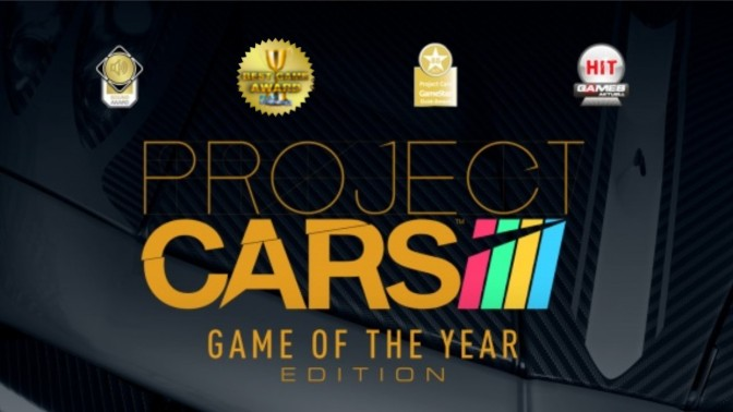 PROJECT CARS – Game Of The Year Edition ab heute erhältlich