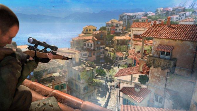 SNIPER ELITE 3 – massig und brutales Gameplay von der E3