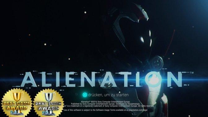 ALIENATION – Soundtrack und Theme verfügbar