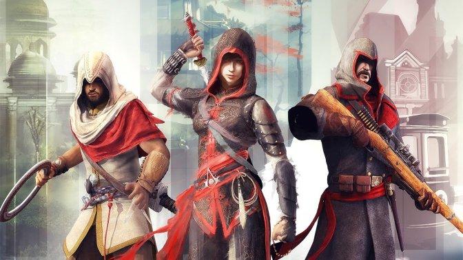 Playstation Vita – Assassin's Creed Chronicles Trilogie ab sofort verfügbar