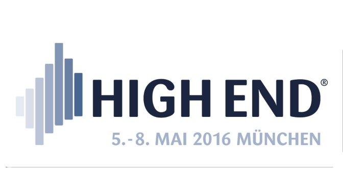 MÜNCHEN – lädt zur High End Messe ein