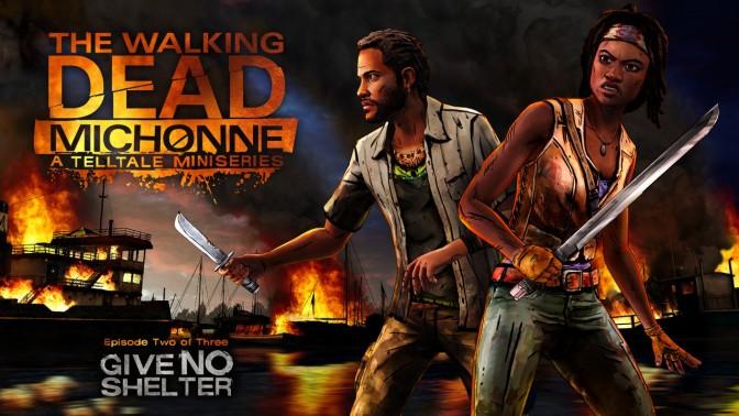 THE WALKING DEAD MICHONNE – Episode 2 ab sofort auch für PS3