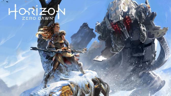 HORIZON: ZERO DAWN -Riesiges Plakat in LA lässt auf Neue Infos zur E3 hoffen