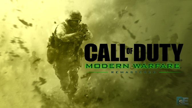 MODERN WARFARE REMASTERED – Patch 1.10 erschienen