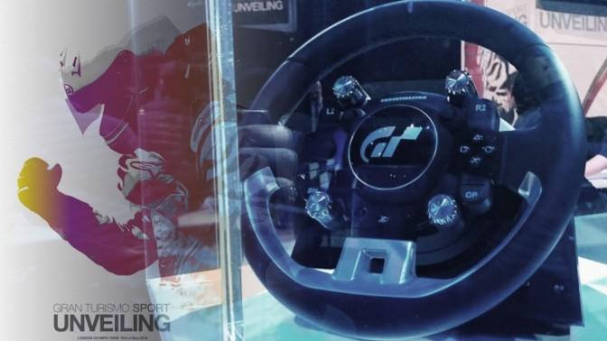 THRUSTMASTER GT SPORT – Spekulationen um das neue Lenkrad