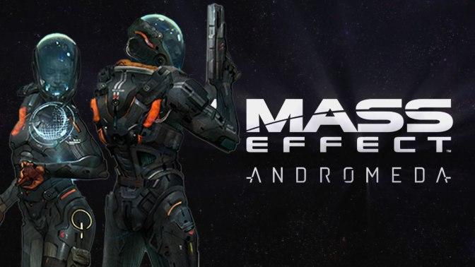 MASS EFFECT: ANDROMEDA – Ab sofort erhältlich