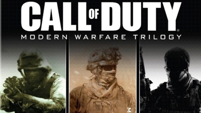 CALL OF DUTY – Modern Warfare Trilogy kommt auf Playstation