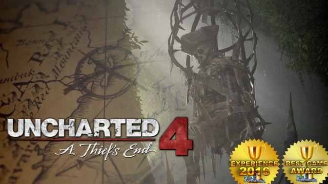 Uncharted 4 - A Tief´s End Wallpaper by PsE