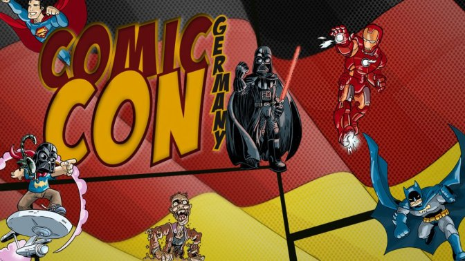 PSE goes Comic Con Stuttgart !