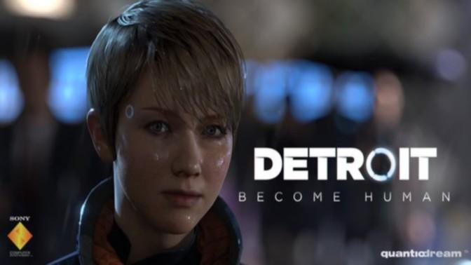 DETROID BECOME HUMAN – Gameplay-Trailer zum Sci-Fi Thriller
