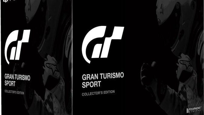 GRAN TURISMO SPORT – Collector's Edition kann nun vorbestellt werden