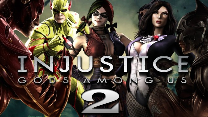 INJUSTICE 2 – Erster Gameplay-Trailer enthüllt!