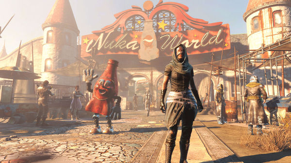 FALLOUT 4 – Patch 1.14 (PS4 Pro) Patch erschienen